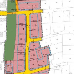 Städtebauliche Studie inkl. Bebauungsplan Oberreichenbach