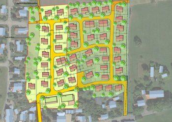 Städtebaulicher Entwurf Linkenheim-Hochstetten
