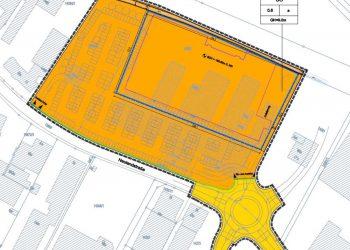 Vorhabenbezogener Bebauungsplan Neulandstraße Sinsheim
