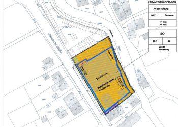 Vorhabenbezogener Bebauungsplan Sinsheim Steinfurterstraße